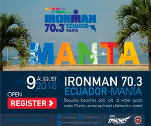 Ironman Equador