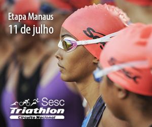 Sesc Triathlon Manaus