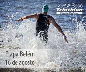Sesc Triathlon Belem