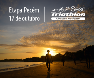 Sesc Triathlon Pecém/CE