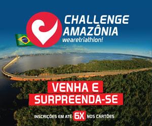 Inscrições para o Challenge Amazônia