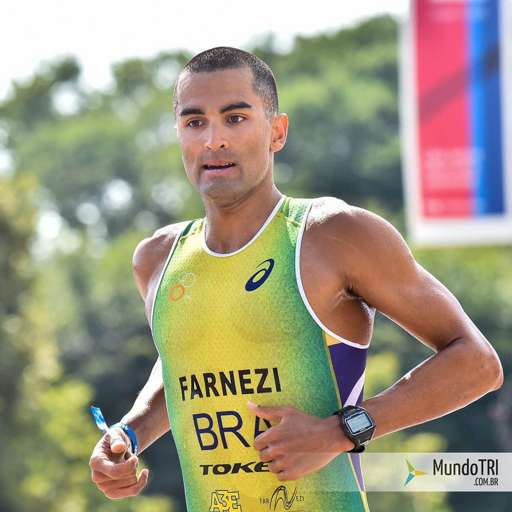 Farnezi no Mundial de Chicago/2015