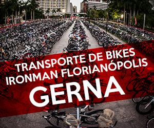 Transporte de Bikes para o Ironman Florianópolis