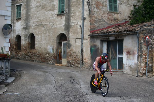 Charlie Crowhurst/Getty Images for Ironman