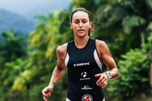 Sabrina Gobbo é destaque no Triathlon. Foto: André Motta/XTerra