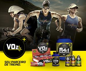 Nutrição esportiva VO2